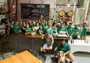 Idyll Hounds Brewing Company Taproom