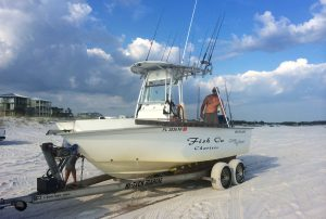 Fish On Charters Grayton Beach 30A fishing