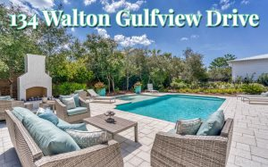 Pet Friendly Rental 134 Walton Gulfview Dr santa rosa beach fl