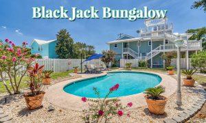Black Jack Bungalow Pet Friendly 30A Rental