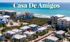 Casa De Amigos Gulf Side 30A Pet Friendly Rental