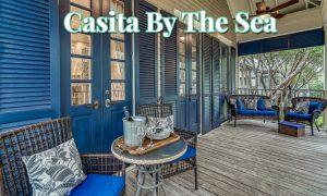 Casita by the Sea 30A rosemary beach pet friendly rental