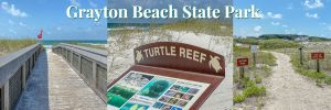 Grayton Beach State Park Photo Collage
