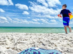 Work and play on the beaches of 30a