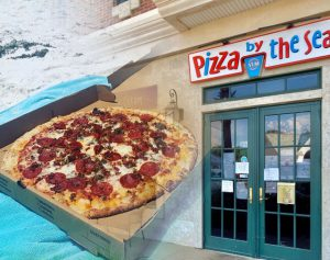 Pizza By The Sea 30A Takeout Spot Seacrest Beach