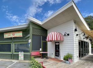Seagrove Village Market Cafe 30A take out food spot