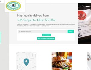 30A Grub 2 Go Food Delivery App South Walton