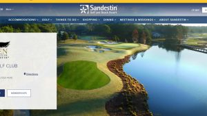 Raven Golf Club in Sandestin is a top 30A area course