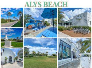 Alys Beach South Walton community