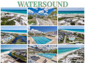 30A WaterSound South Walton beach community