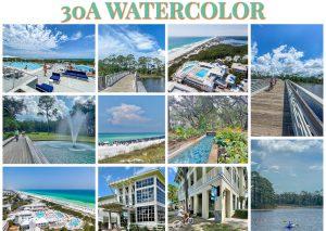 30A WaterColor a South Walton beach community