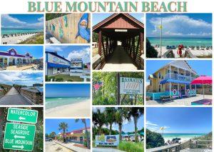 Blue Mountain Beach a South Walton community