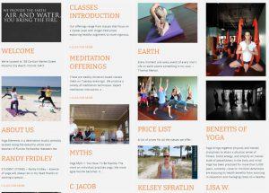 Yoga Elements PCB