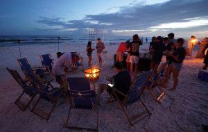 30A Beach Bonfire Party Food Options