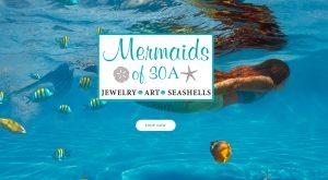 Mermaids of 30A at The Hub
