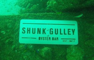 Shunk Gulley Teams Up with South Walton Artificial Reef Association in conservation efforts