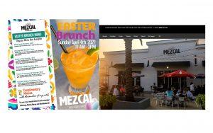 Mezcal Mexican Grill Easter Brunch