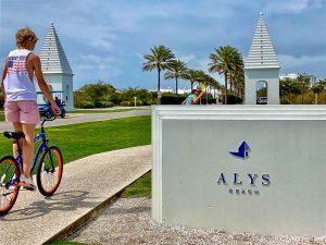 Alys Beach 30A Instagram Worthy Spot